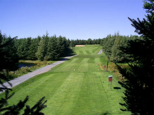 Golf du Moulin Laflamme en Beauce